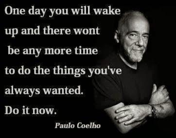 No more time