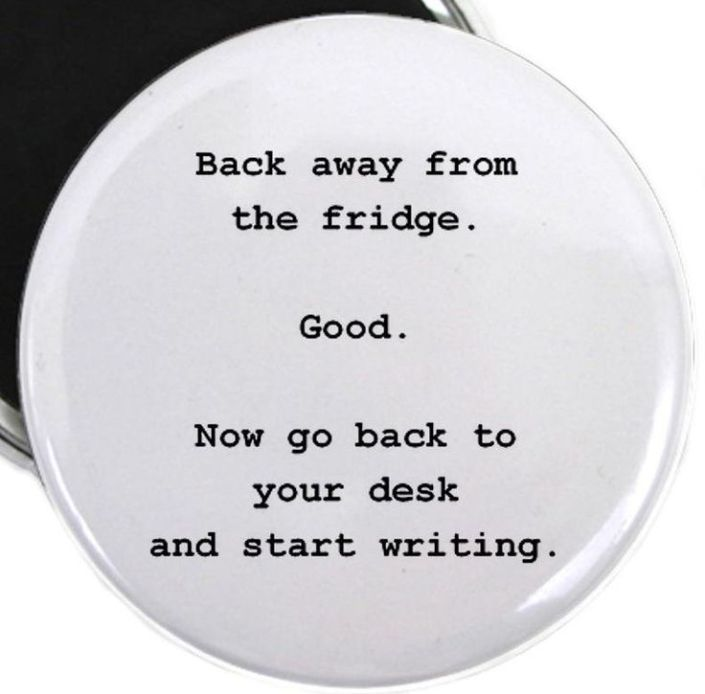 Frige vs writing