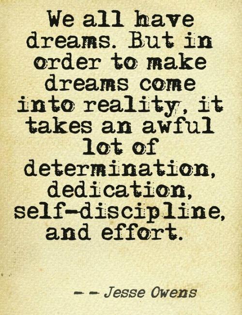 Determination 2