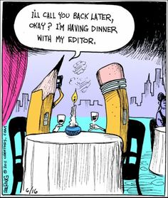 Editor pun