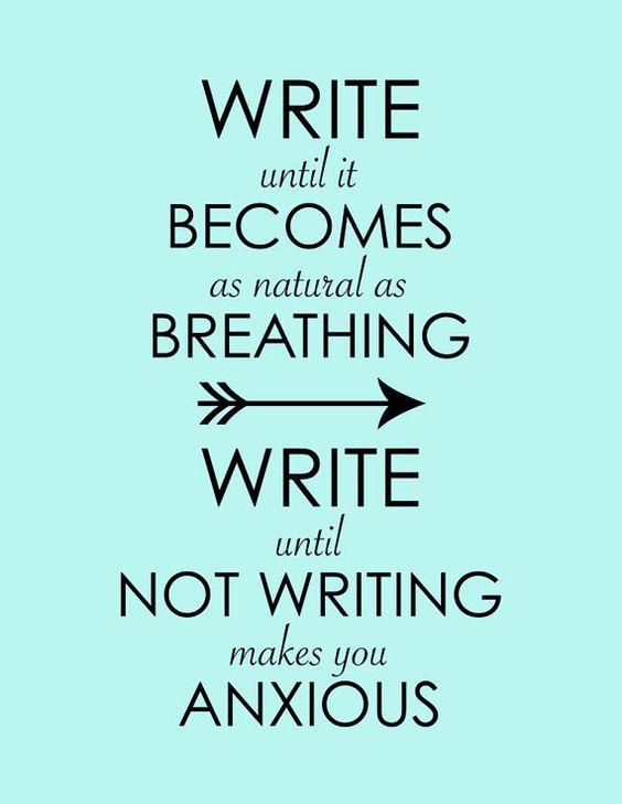 Just Write 1