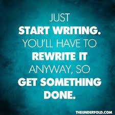 Just Write 3