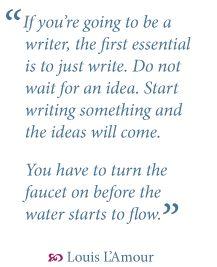 Just Write 4